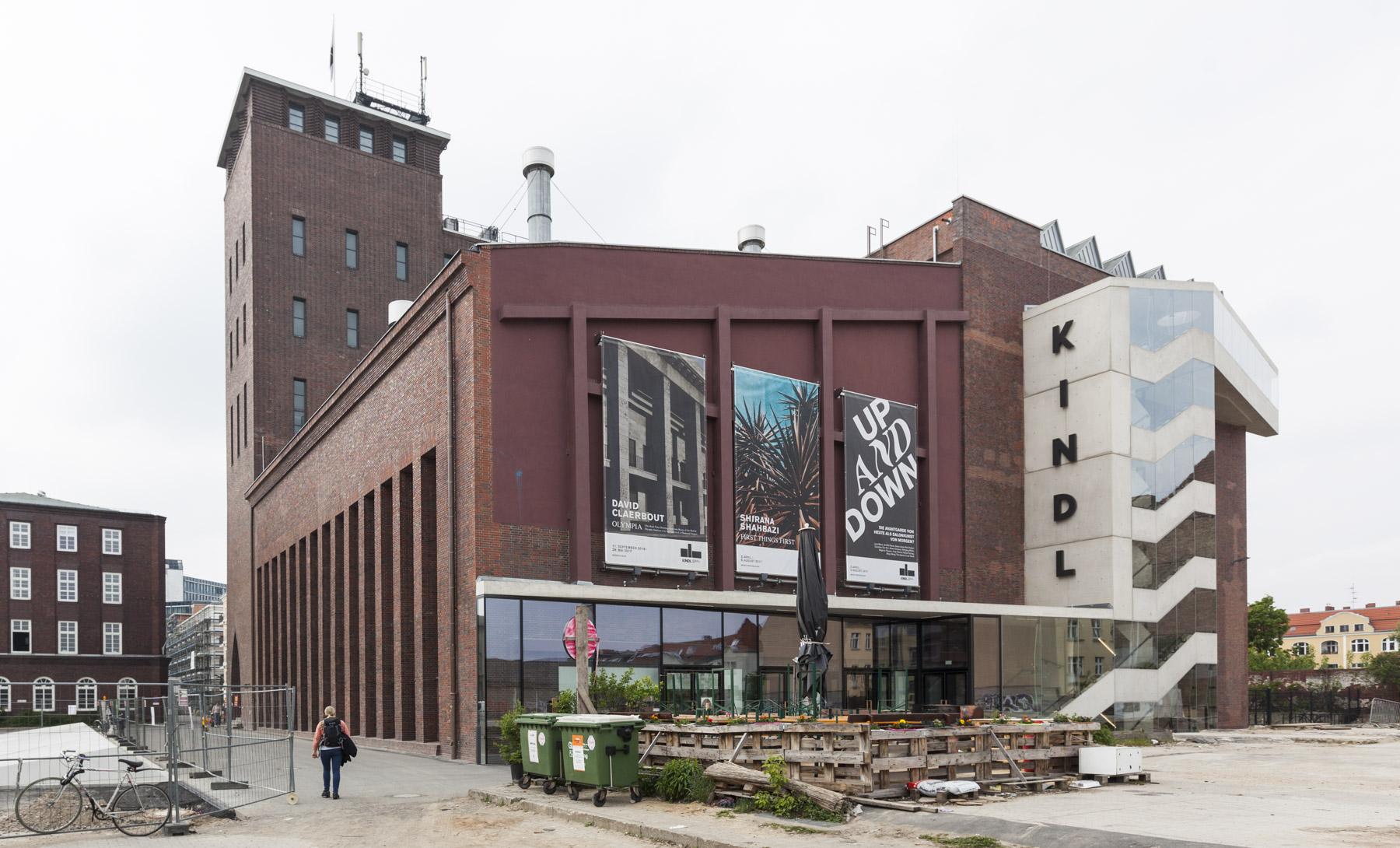 Aktion Karl Marx Straße | KINDL – Zentrum für zeitgenössische Kunst