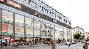 Händlerfrühstück im Geschäftshaus Karl-Marx-Straße 92-98