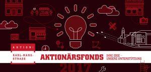 Postkarte Aktionärsfonds